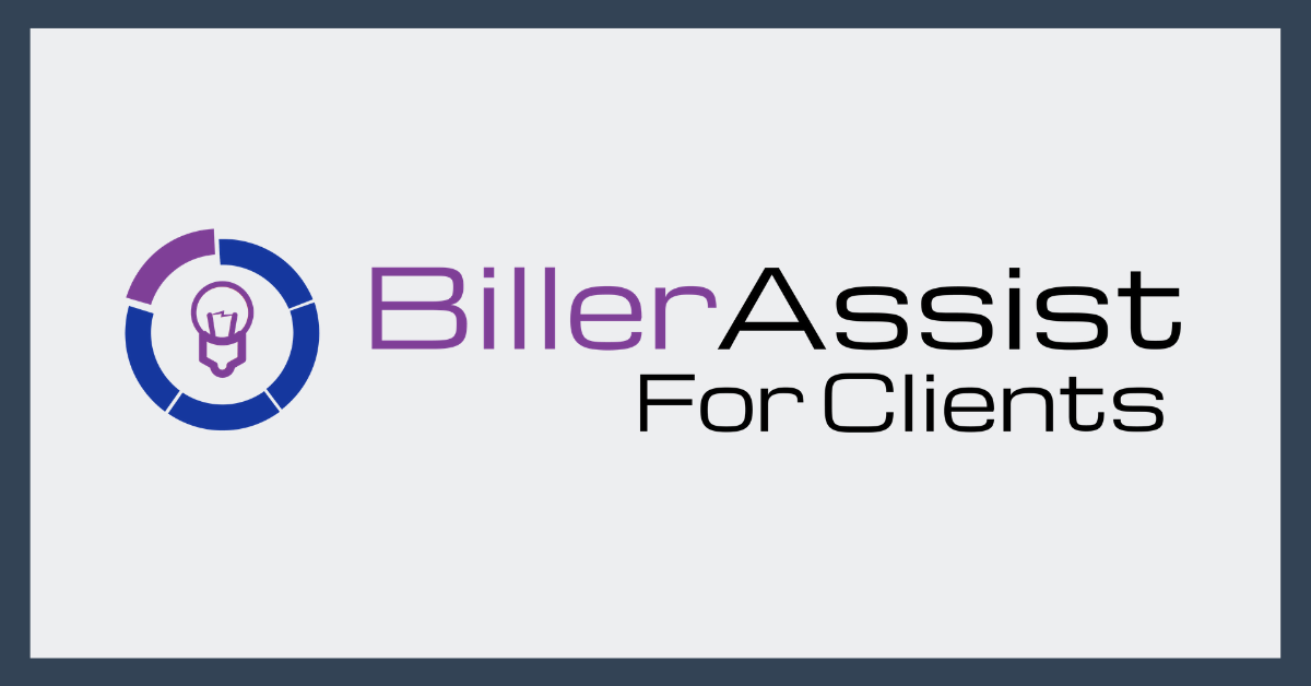 Legal Billing - Announced Launch of BillerAssist for Clients App